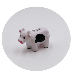 Stress Ball Cow