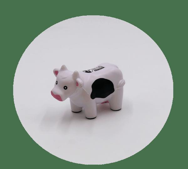 Stress Ball Cow
