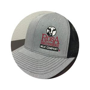 truckerhat black gray