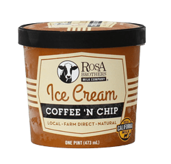 Super Premium Coffee 'N Chip Ice Cream
