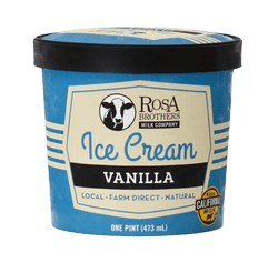 Super Premium Vanilla Ice Cream