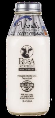 Vanilla Coffee Creamer copy