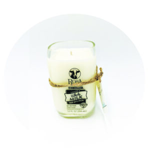 Whole Milk Soy Candle