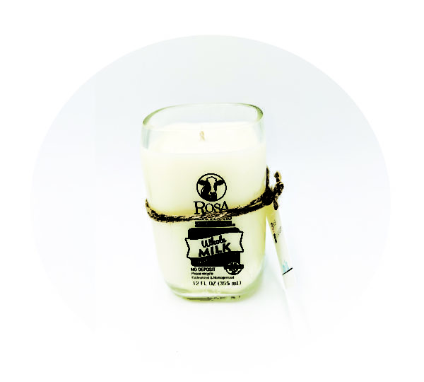 Vanilla Whole Milk Candle
